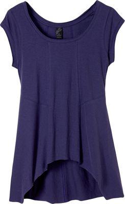 PrAna Lauriel Top XL - Indigo - PrAna Women's Apparel
