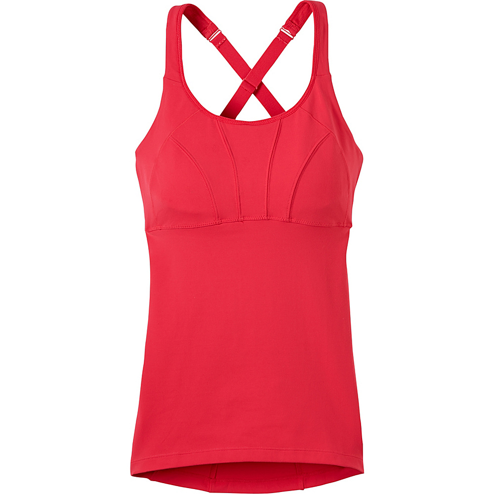 PrAna Willa Top XS - Azalea - PrAna Womens Apparel - Apparel & Footwear, Women's Apparel