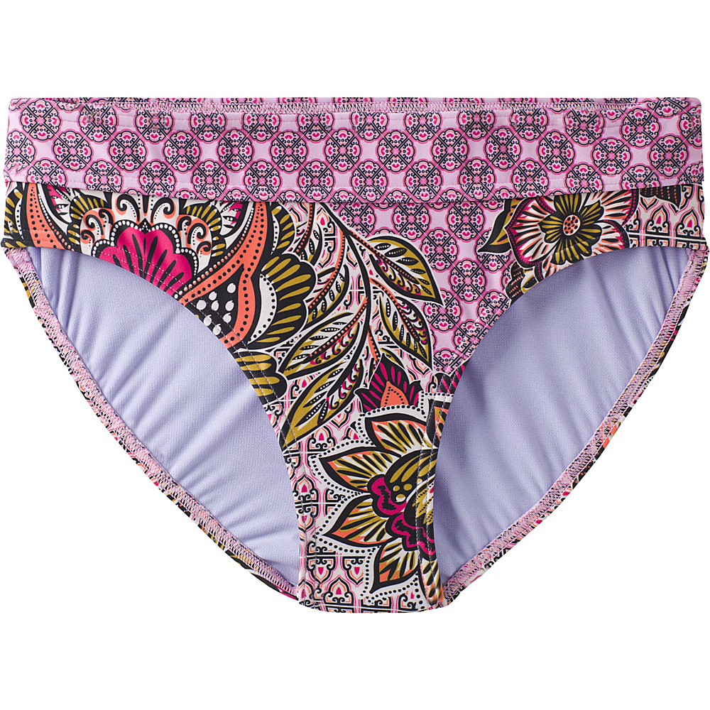 PrAna Ramba Bottoms XS - Cosmo Pink Fleur Damour - PrAna Womens Apparel - Apparel & Footwear, Women's Apparel