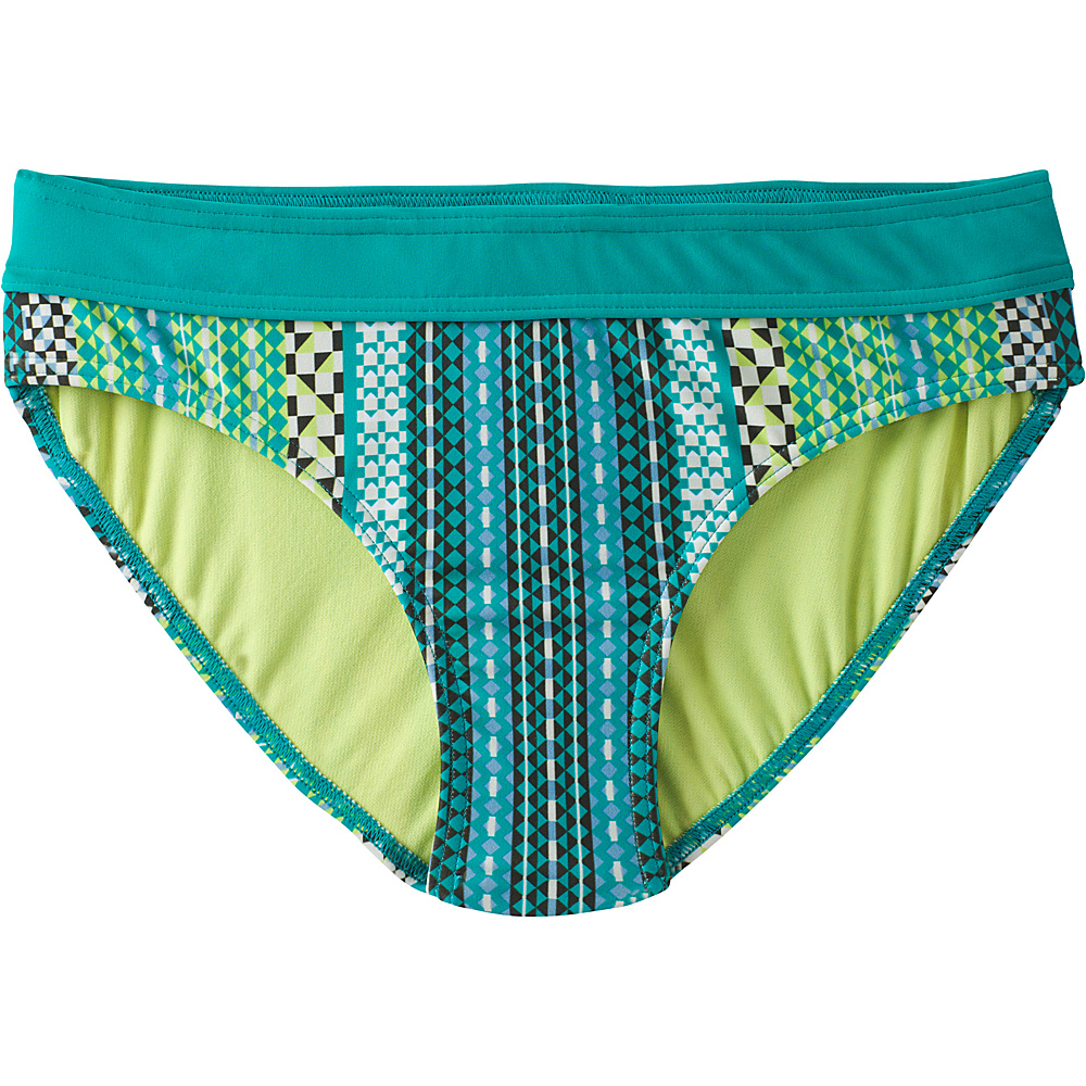 PrAna Ramba Bottoms XS - Emerald Carnivale - PrAna Womens Apparel - Apparel & Footwear, Women's Apparel