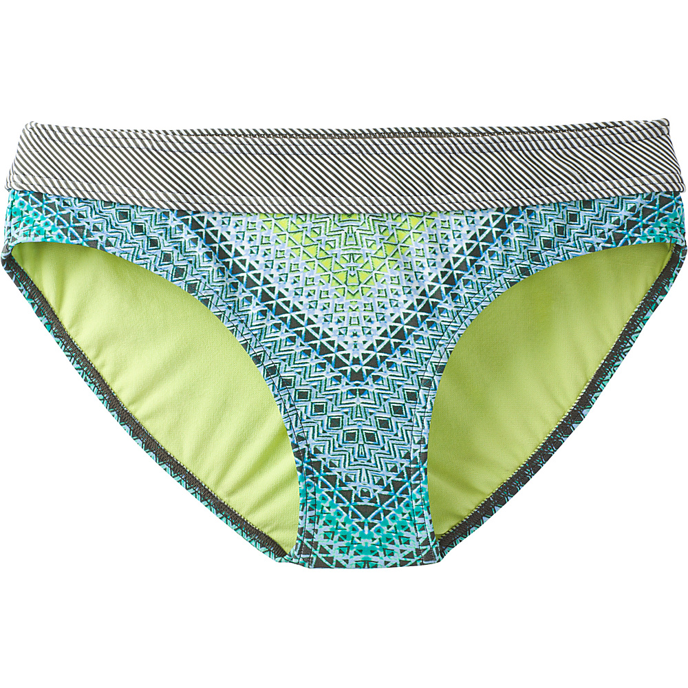 PrAna Ramba Bottoms XS - Emerald Riviera - PrAna Womens Apparel - Apparel & Footwear, Women's Apparel