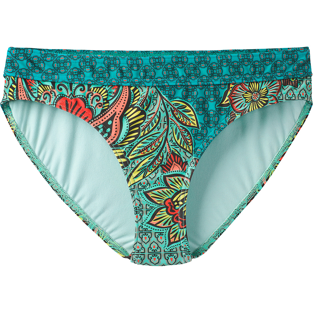 PrAna Ramba Bottoms M - Dragonfly Paisley - PrAna Womens Apparel - Apparel & Footwear, Women's Apparel