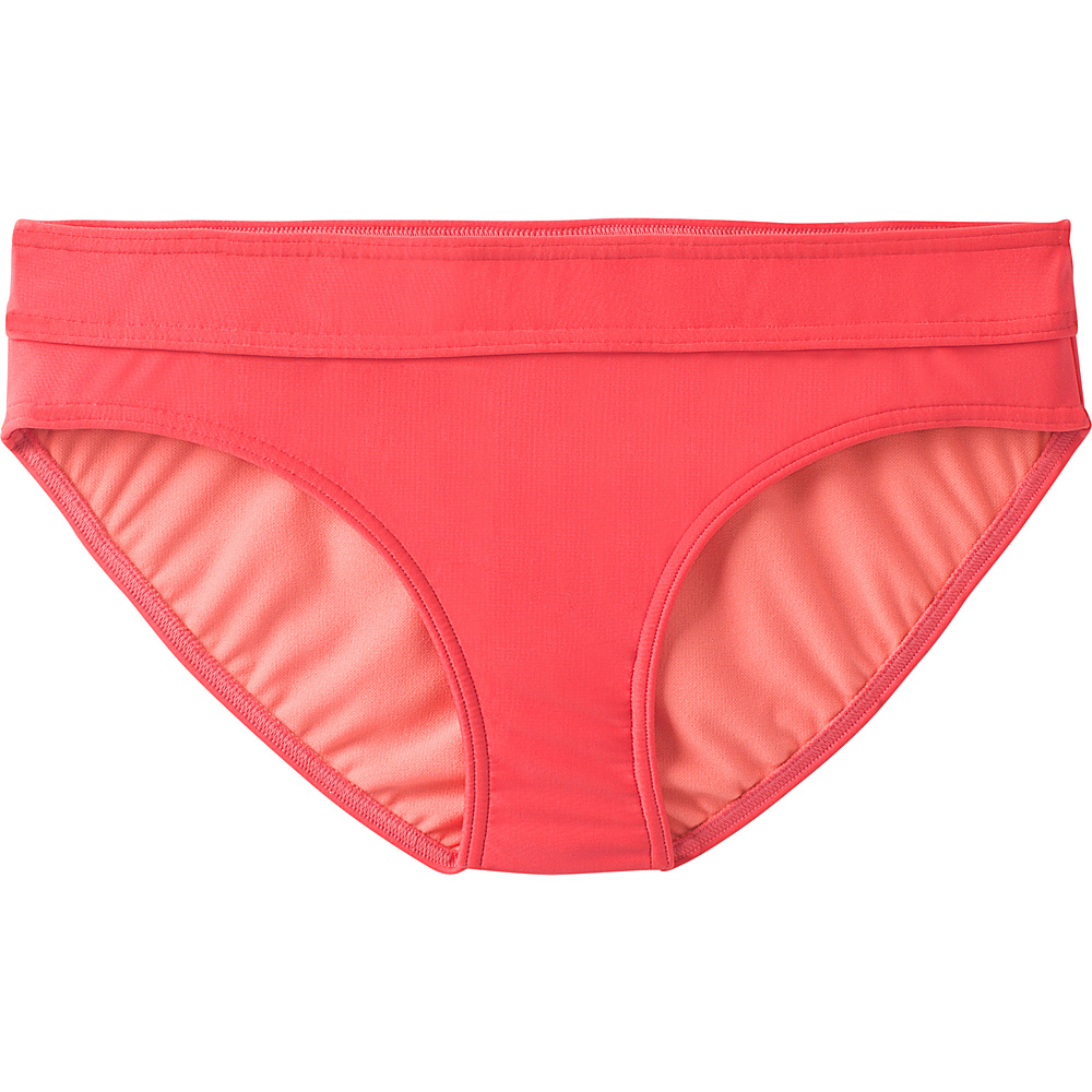 PrAna Ramba Bottoms XS - Carmine Pink - PrAna Womens Apparel - Apparel & Footwear, Women's Apparel