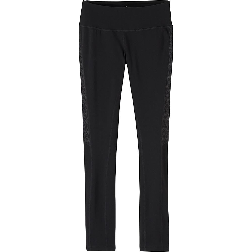PrAna Lennox Leggings XS - Black - PrAna Womens Apparel - Apparel & Footwear, Women's Apparel