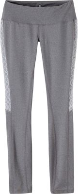 PrAna Lennox Leggings L - Heather Grey - PrAna Women's Apparel 10444063