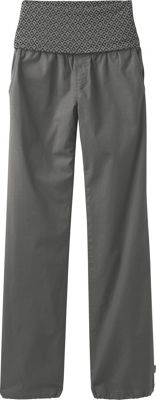 PrAna Sidra Pants S - Gravel Compass Combo - PrAna Women's Apparel