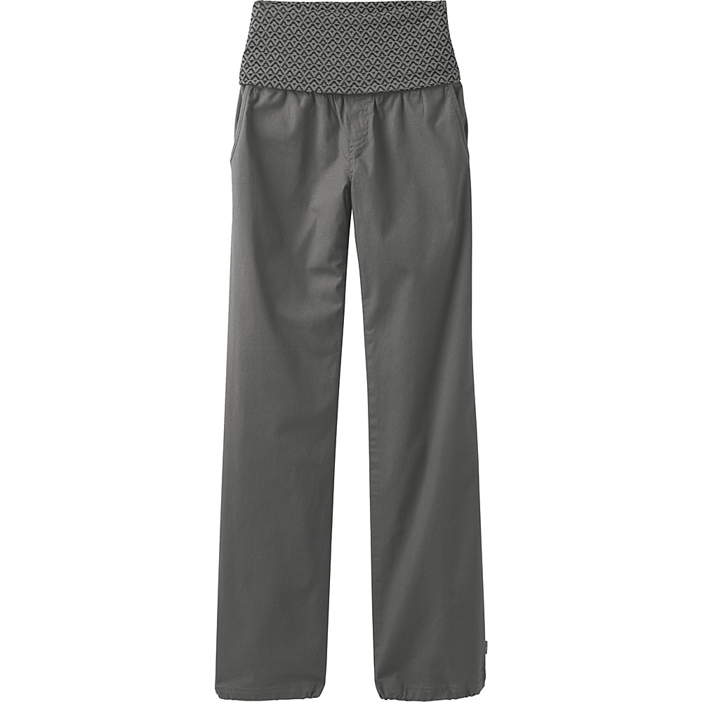 PrAna Sidra Pants XXS - Gravel Compass Combo - PrAna Womens Apparel - Apparel & Footwear, Women's Apparel