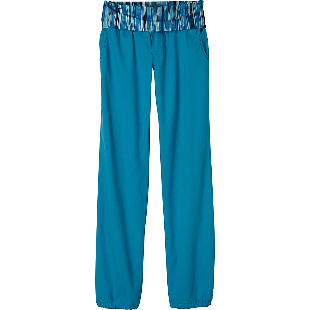 PrAna Sidra Pants M - Cove - PrAna Womens Apparel - Apparel & Footwear, Women's Apparel