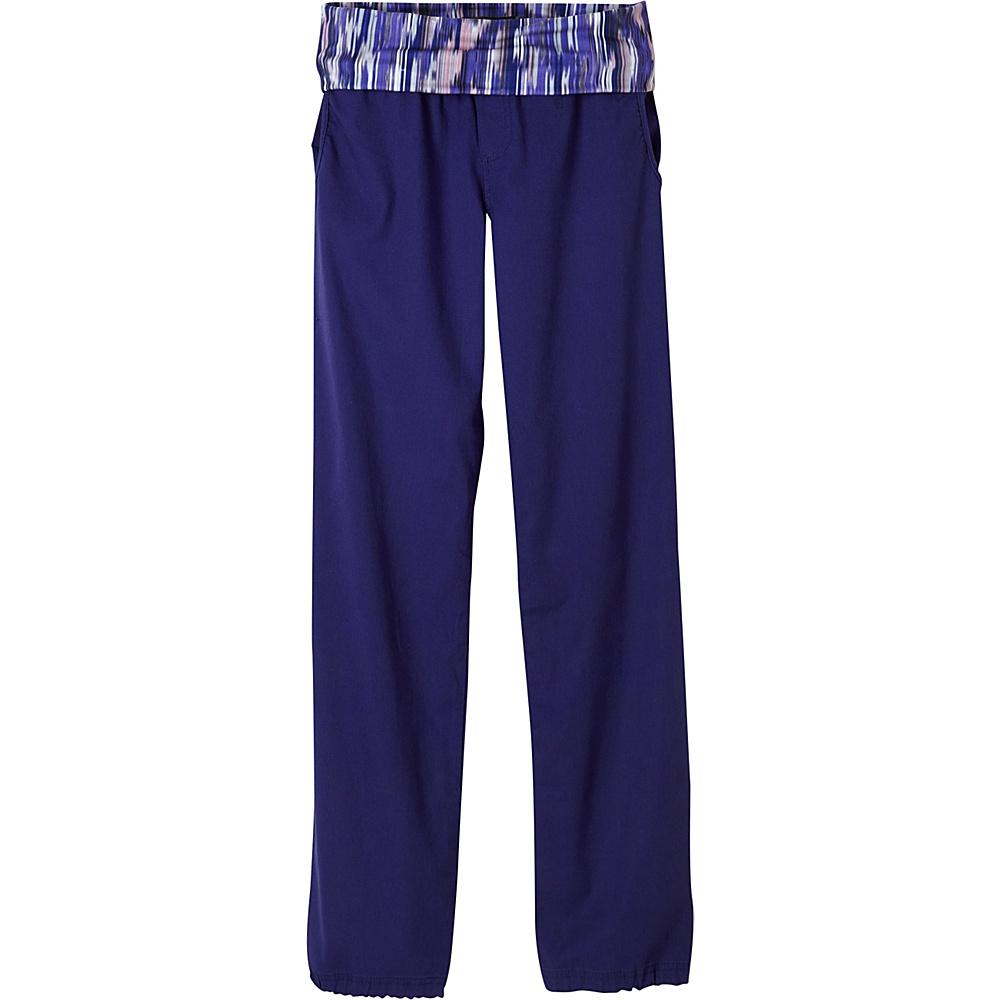 PrAna Sidra Pants S - Indigo - PrAna Womens Apparel - Apparel & Footwear, Women's Apparel