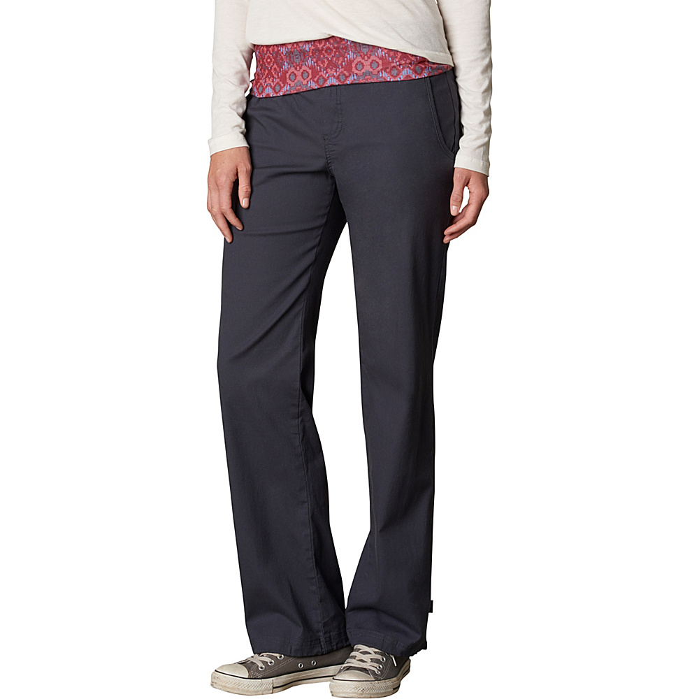 PrAna Sidra Pants M - Coal - PrAna Womens Apparel - Apparel & Footwear, Women's Apparel