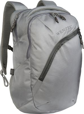Wenzel Influx 25L Backpack Grey - Wenzel Day Hiking Backpacks