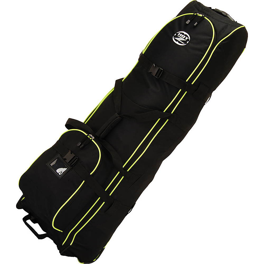 Hot Z Golf Bags Travel Cover Black Hot Z Golf Bags Golf Bags