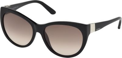 Swarovski Eyewear Eileen Cat Eye Sunglasses Shiny Black - Swarovski Eyewear Sunglasses