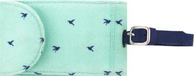 Capri Designs Sarah Watts Luggage Tag Colibri - Capri Designs Luggage Accessories