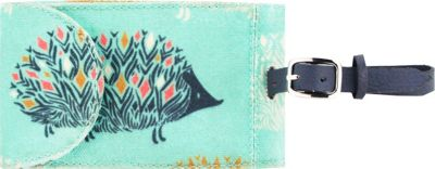 Capri Designs Sarah Watts Luggage Tag Hedgehog - Capri Designs Luggage Accessories
