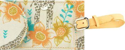 Capri Designs Sarah Watts Luggage Tag Giraffe - Capri Designs Luggage Accessories