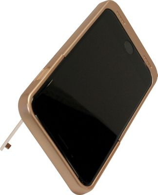 Image of ReadyCharge 3500mAh External Battery Case for Apple iPhone 6 and 6s Gold - ReadyCharge Personal Electronic Cases
