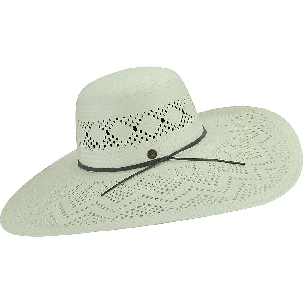 Karen Kane Hats Pointelle Wide Brim Hat Ivory Karen Kane Hats Hats Gloves Scarves