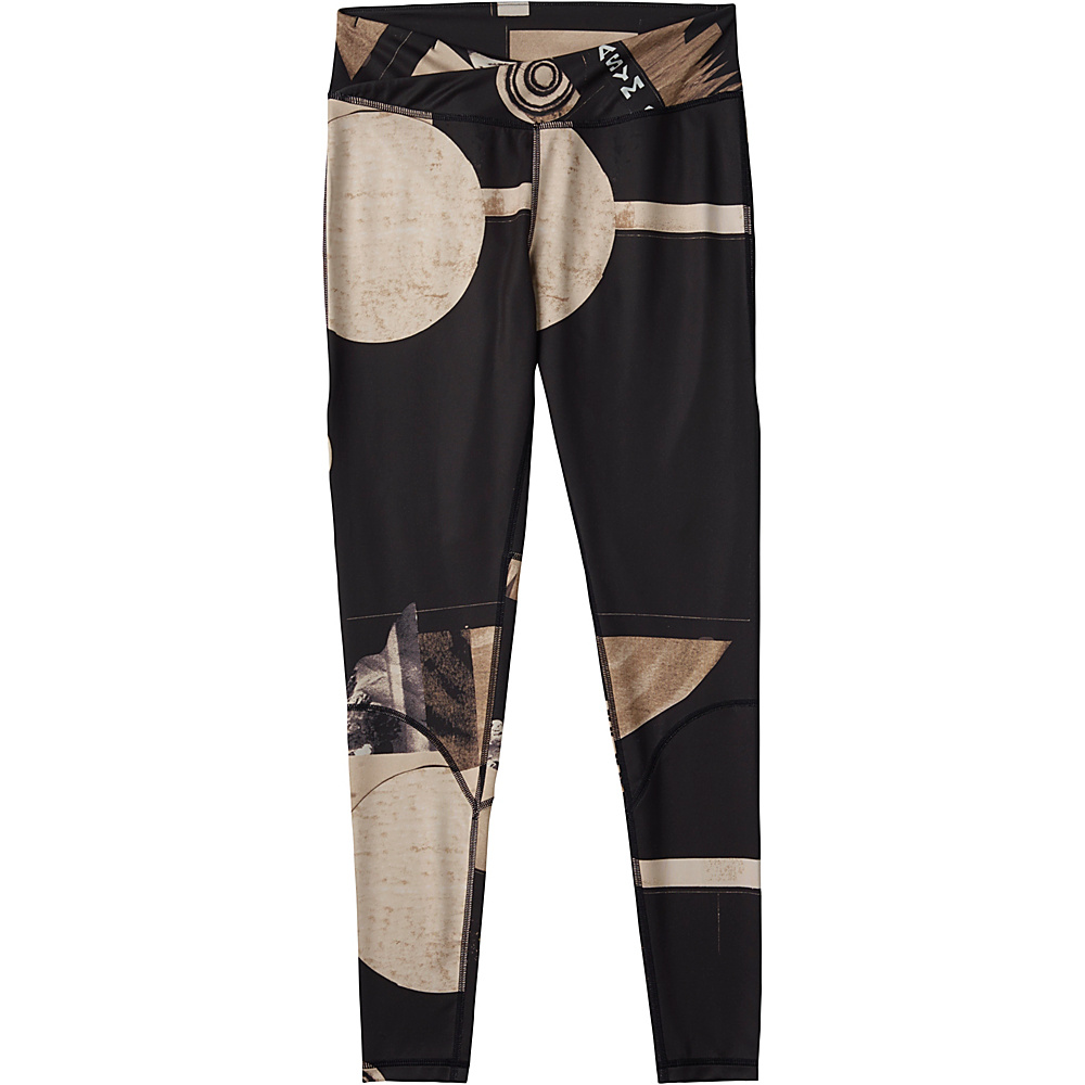 Burton Womens Plasma Leggings XS Collage Burton Women s Apparel