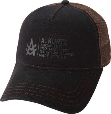 Image of A Kurtz Bryon Hat Black - A Kurtz Hats