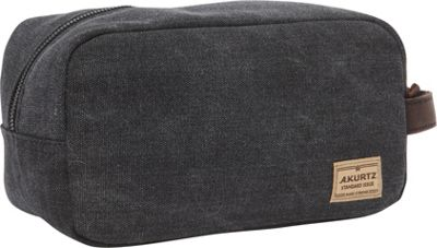A Kurtz Shaving Kit Black - A Kurtz Toiletry Kits