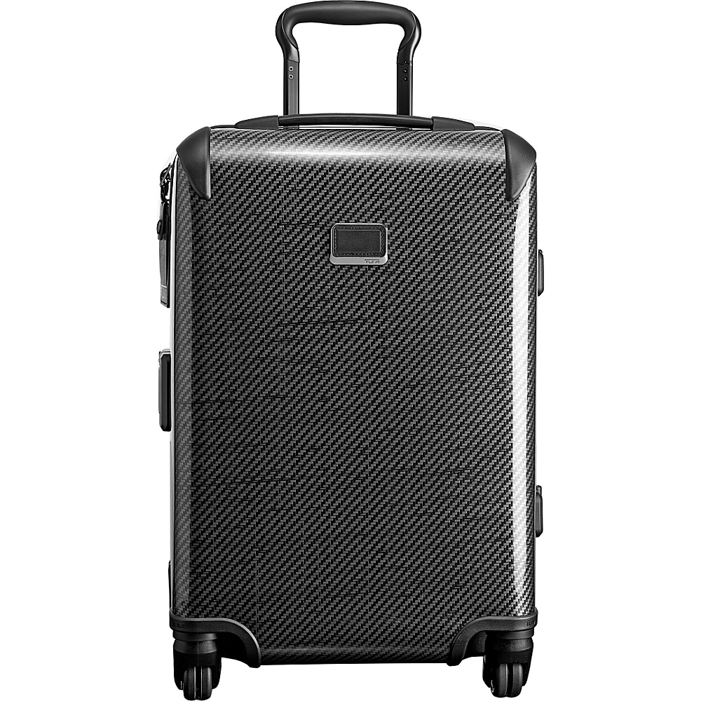 Tumi Tegra Lite X Frame International Carry-On Dark Grey - Tumi Hardside Carry-On