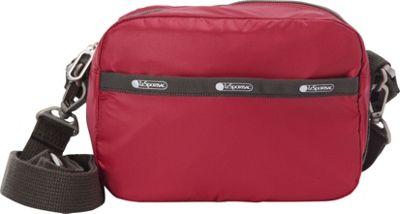 LeSportsac Cafe Convertible Crossbody Cherries Jubilee C - LeSportsac Fabric Handbags