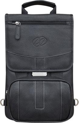 MacCase Premium Leather iPad Pro Flight Jacket + All Options Black - MacCase Electronic Cases