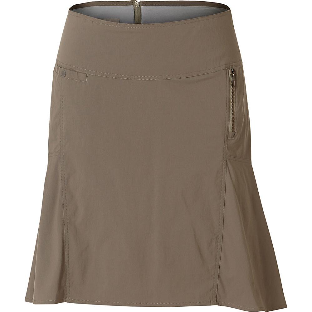 Royal Robbins Womens Discovery Strider Skirt 2 - Taupe - Royal Robbins Womens Apparel - Apparel & Footwear, Women's Apparel