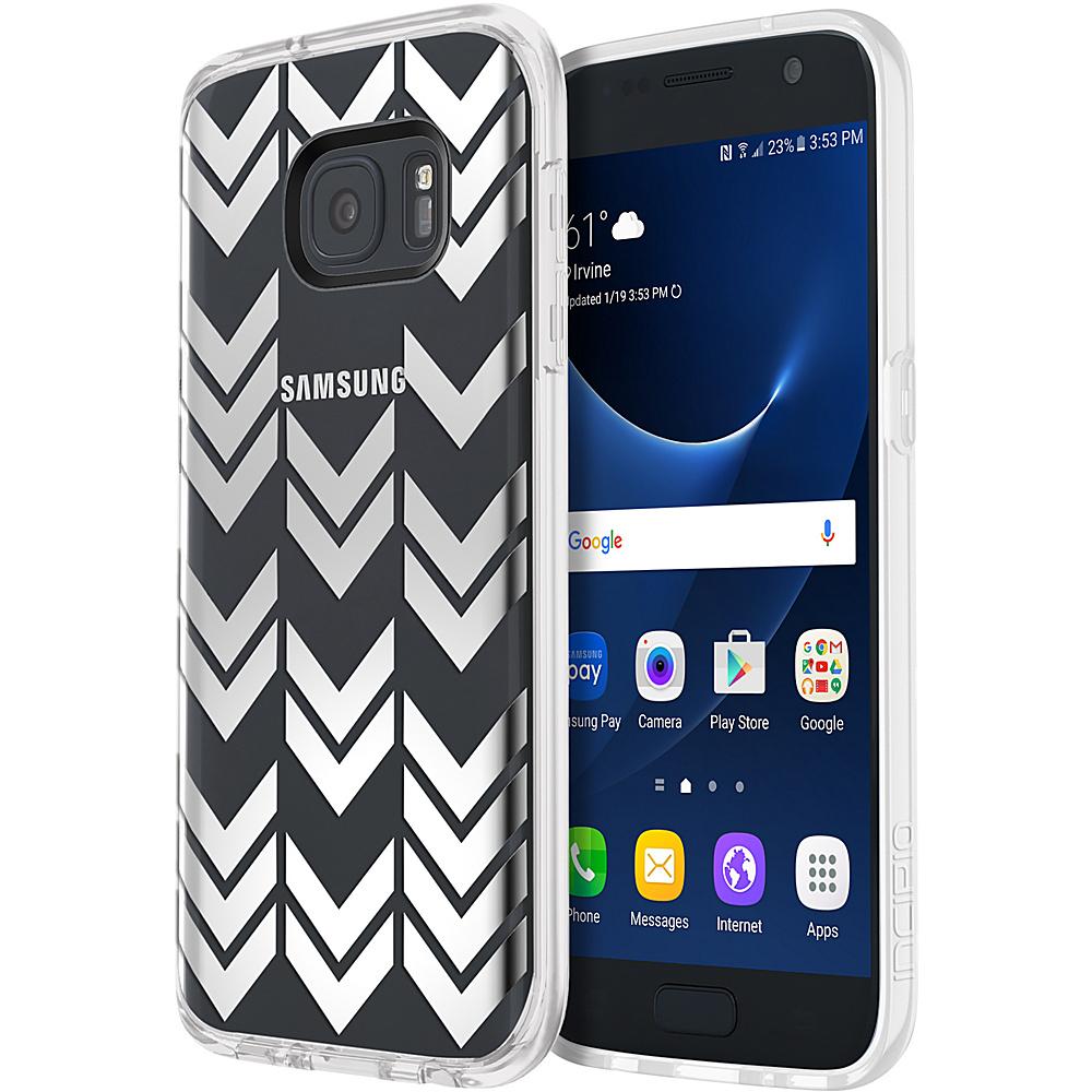 Incipio Design Series Isla for Samsung Galaxy S7 Silver - Incipio Electronic Cases - Technology, Electronic Cases