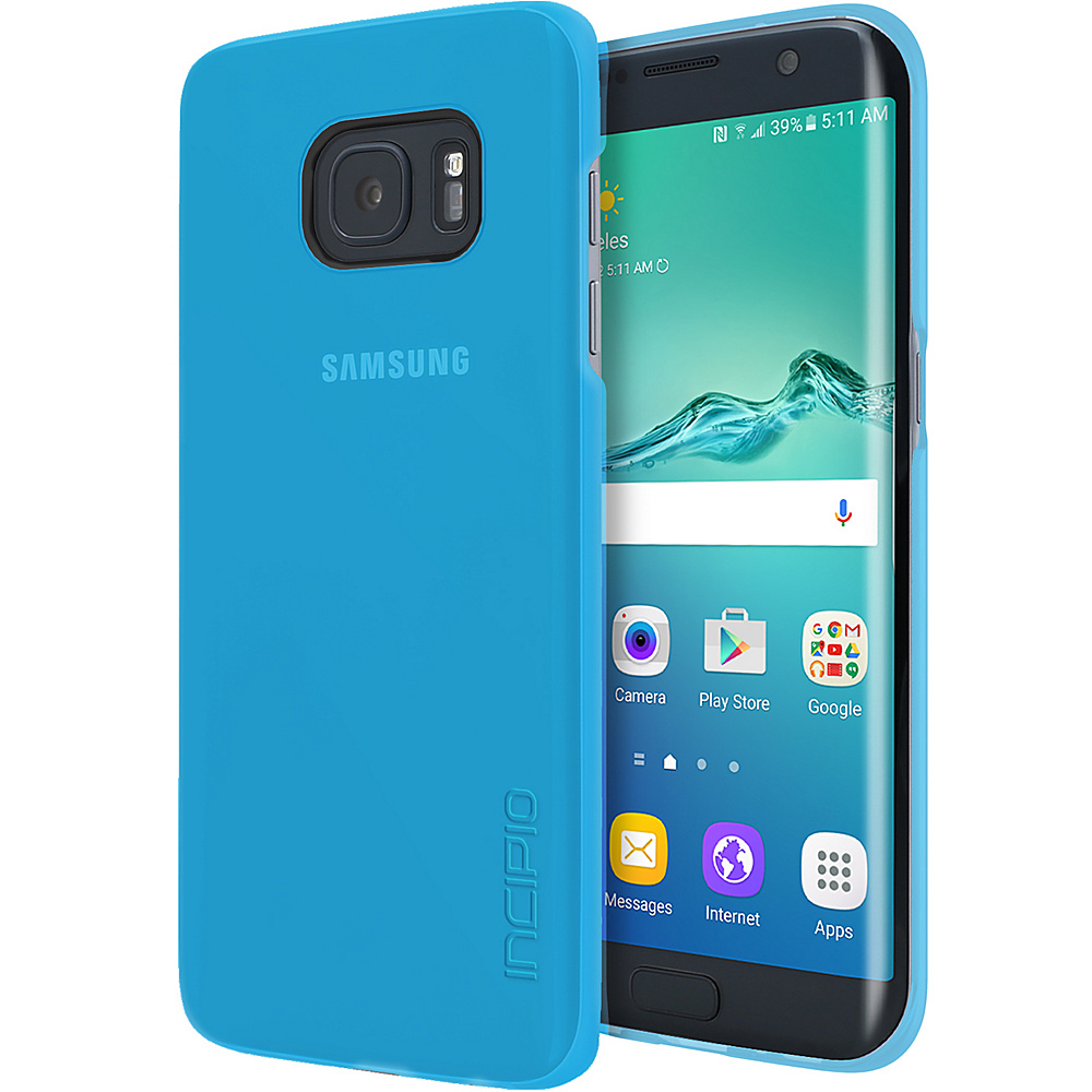 Incipio Feather Pure for Samsung Galaxy S7 Edge Blue - Incipio Electronic Cases - Technology, Electronic Cases