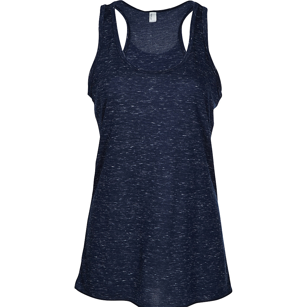 Simplex Apparel Caviar Womens Racerback Tank M - Navy - Simplex Apparel Womens Apparel - Apparel & Footwear, Women's Apparel