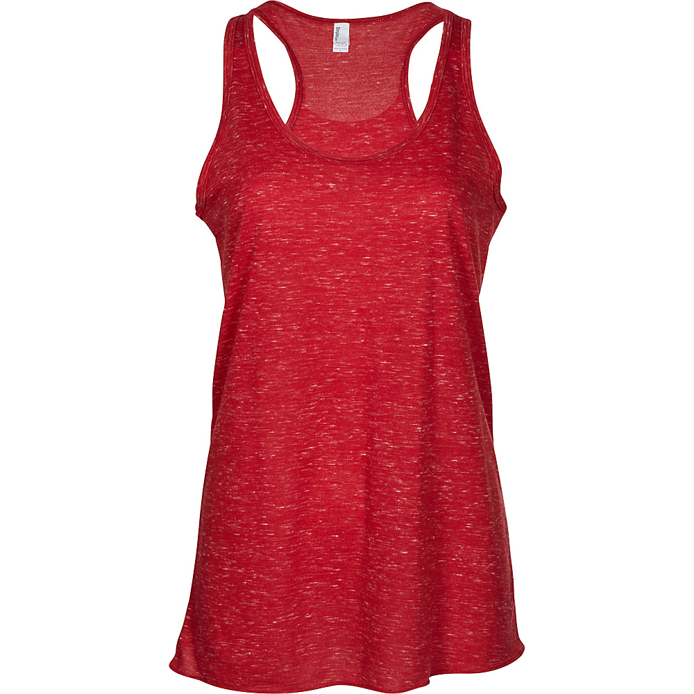 Simplex Apparel Caviar Womens Racerback Tank S - Maroon - Simplex Apparel Womens Apparel - Apparel & Footwear, Women's Apparel