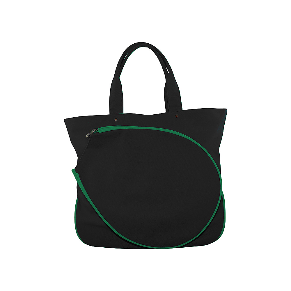 CB Station Tennis Tote Black amp; Emerald CB Station Other Sports Bags