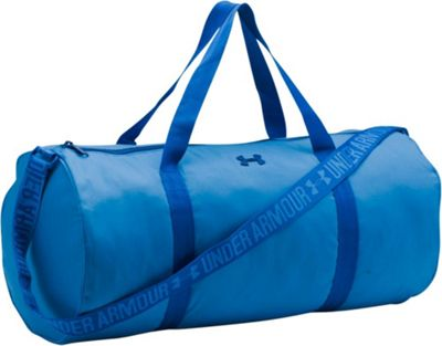 Under Armour Favorite Barrel Duffel Mediterranean/Royal/Royal - Under Armour Gym Duffels