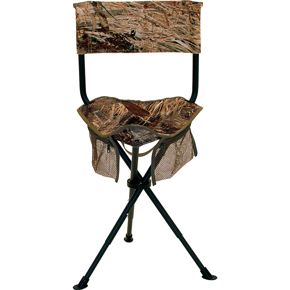 Travel Chair Company Ultimate Wingshooter Chair Mossy Oak Duckblind Travel Chair Company Outdoor Accessories