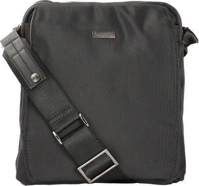 Bugatti Contratempo Shoulder Bag Black - Bugatti Other Men's Bags