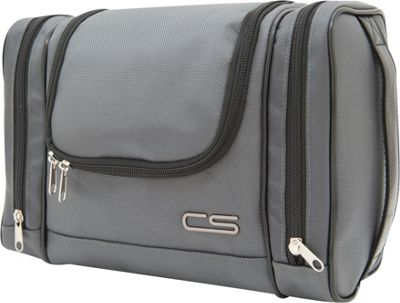 Carbon Sesto Carbon Sesto Desil Toiletry Bag Space Grey - Carbon Sesto Toiletry Kits