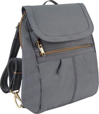 Travelon Anti Theft Signature Slim Backpack Exclusive