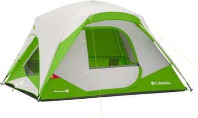 Columbia Sportswear Pinewood 4 Person Dome Tent Fuse Green - Columbia Sportswear Outdoor Accessories