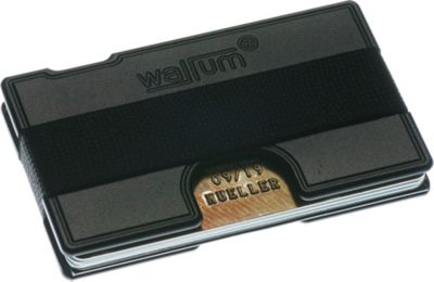 Wallum Wallum T1 Elastic Band Black - Wallum Men's Wallets