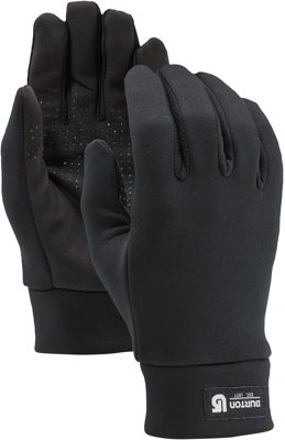Burton Mens Touch n Go Glove L - Black - Burton Hats/Gloves/Scarves