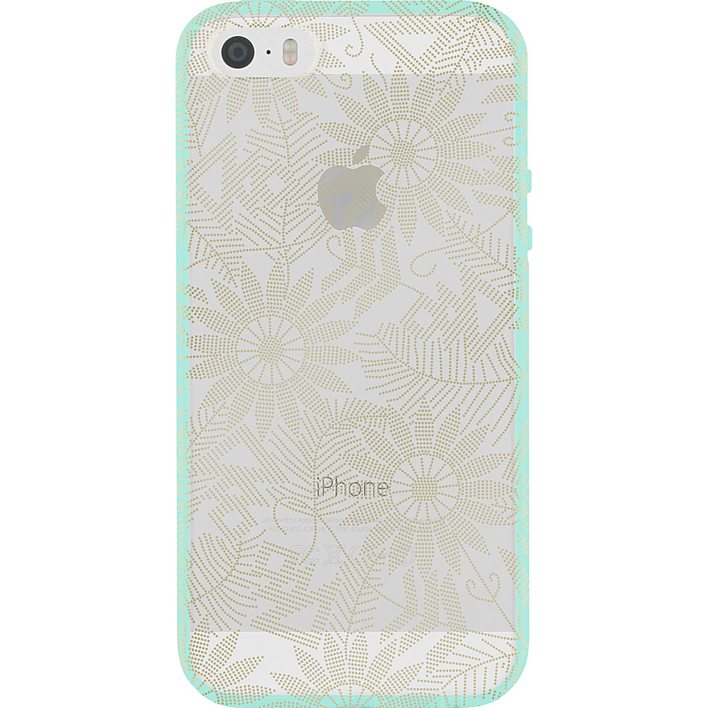 Incipio Design Series Beaded Daisy for iPhone 5/5s/SE Gold - Incipio Electronic Cases - Technology, Electronic Cases