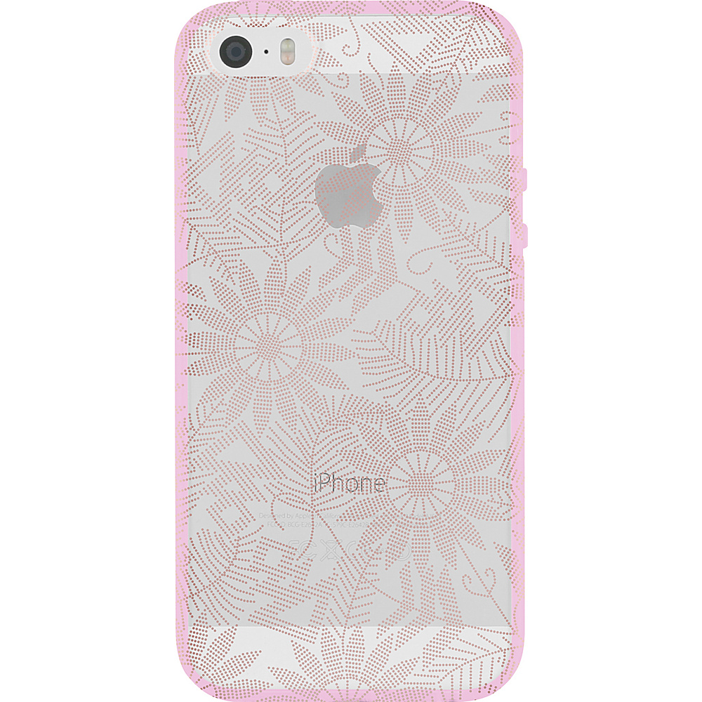 Incipio Design Series Beaded Daisy for iPhone 5/5s/SE Rose Gold - Incipio Electronic Cases - Technology, Electronic Cases