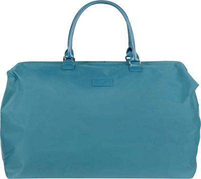 Lipault Paris Lady Plume Weekend Bag Large Duck Blue - Lipault Paris Luggage Totes and Satchels