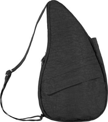 AmeriBag Healthy Back Bag  Medium Distressed Nylon - Backpack Handbags