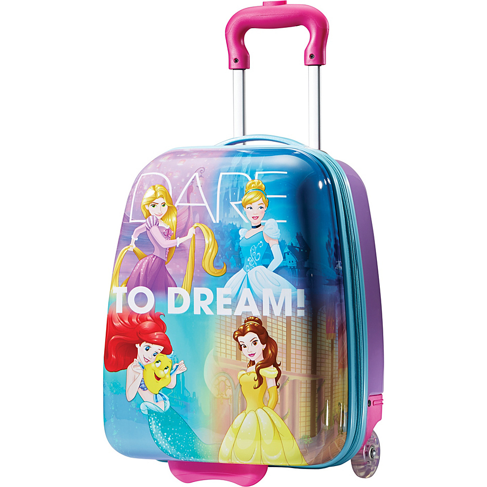 "American Tourister Disney Hardside 18"" Upright Princess - American Tourister Softside Carry-On"