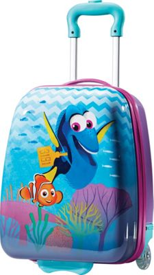 American Tourister Disney Hardside 18 inch Upright Finding Dory - American Tourister Kids' Luggage