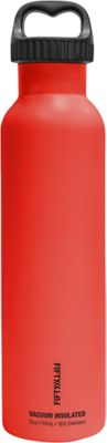 FIFTY/FIFTY Vacuum-Insulated Bottle-25oz Apple Red - FIFTY/FIFTY Hydration Packs and Bottles