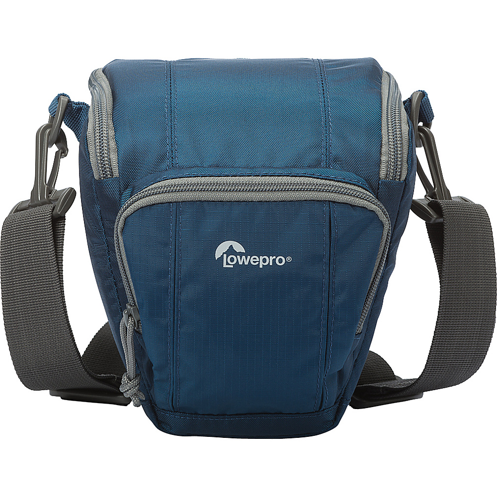 Lowepro Toploader Zoom 45 AW II Camera Case Galaxy Blue Lowepro Camera Accessories
